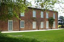 Market Harborough House - Rear View